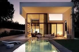 narrow modern homes contemporary house plans canada