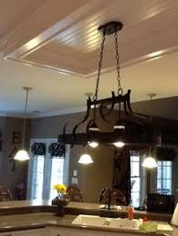 Kitchen Dome Light by Tin Ceiling Accent A Way To Cover Up An Old Ugly Kitchen Dome
