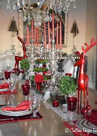Buffet Table Decor by Elegant Christmas Table Decoration Ideas 2012 27 In Interior Decor