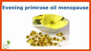 Evening Primrose Oil For Hair Loss Evening Primrose Oil Menopause Youtube