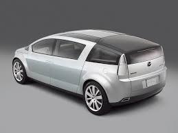 mazda motor corp 2003 mazda washu concept review supercars net