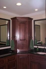 Bathroom Counter Cabinets by Corner Bathroom Vanity Australia Also Corner Bathroom Vanity