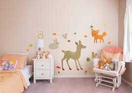 Woodland Decor Nursery Woodland Theme Accents Collection Wall Decal Shop Fathead For