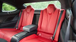 lexus rc interior 2017 2017 lexus rc f interior rear seats hd wallpaper 52