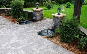 Pavers Patios Cobblestone Paver Patio Willow Creek Paving Stones