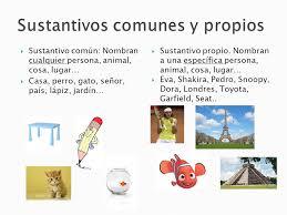 imagenes de animales y cosas el sustantivo es la palabra que sirve para nombrar animales