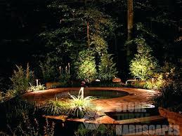 outdoor lighting portland oregon landscape lighting portland oregon tub pool in with illuminated