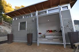 modular guest house california prefab guest houses modular home additions studio shed