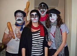 Mime Halloween Costumes 22 Funny Easy Halloween Costume Ideas