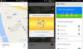 Google De Maps Google Maps Und Pokémon So Findet Ihr Alle 150 Orte Auf Der Welt