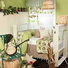 Green And Brown Crib Bedding by Frog Crib Bedding Totally Kids Totally Bedrooms Kids Bedroom