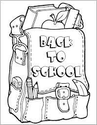 Coloring Page Of A School Christian Coloring Pages For Preschoolers School Coloring Pages by Coloring Page Of A School