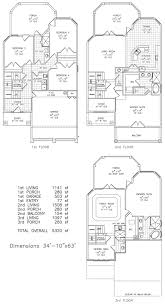 ocean palace island dream oceanfront floor plan palm coast fl