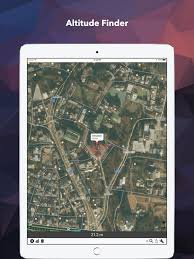 treasure coast mall map elevation height above sea level altitude map on the app store