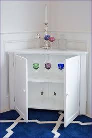 furniture awesome 8 door corner cabinet black corner cupboard