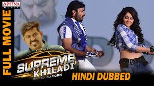 supreme khiladi hindi dubbed full movie 2017 supreme sai