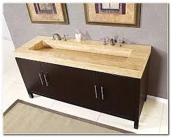 60 In Bathroom Vanity Double Sink 60 Double Sink Bathroom Vanity Tops Sink And Faucet Home