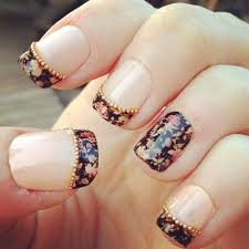 nails design galerie 134 best summer nails images on baby blue cheetah