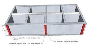 cubby shelves woodworking plans woodshop plans
