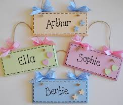 baby plaques new baby gifts name plaques wall hangers keepsakes sinh nhật