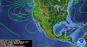 us weather map cold fronts breaking news waterspouts funnel clouds possible today cold