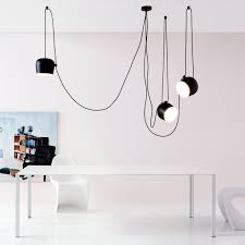 Flos Pendant Light Flos Aim Small Led Pendant L