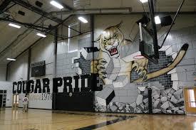 manassas park high school mural mural on the wall mmotw 44