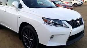 used lexus rx 350 utah lexus rx 2015 full option interior u0026 exterior youtube