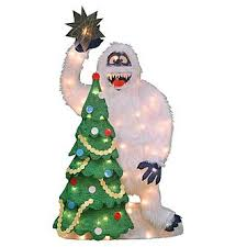 rudolph the nosed reindeer 32 2d bumble with tree