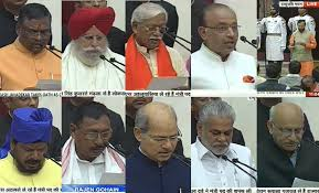 Modi Cabinet List Modi Mixes And Matches In Cabinet Reshuffle Meet The 19 New Ministers