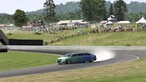 lexus gs vs cadillac xts forza motorsport 6 2013 cadillac xts limousine youtube