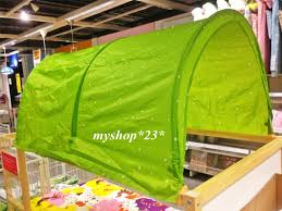 Toddler Bed Tent Canopy Green Bed Canopy Genwitch