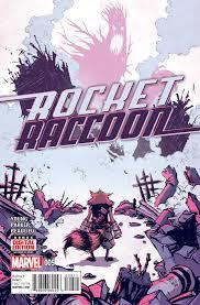 rocket raccoon 9 cbr