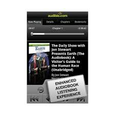audible for android which is the best android audiobook app