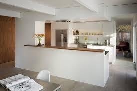 cuisine socooc cuisine client une cuisine blanche design aux lignes épurées
