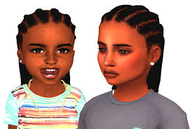 childs hairstyles sims 4 ebonix