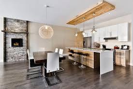 luminaires cuisine design luminaire ilot central cuisine idee intc3a9rieur suspensions noirs