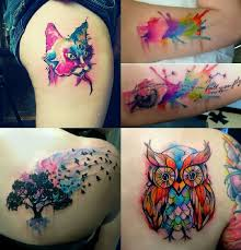 best 25 watercolour tattoo men ideas on pinterest watercolor