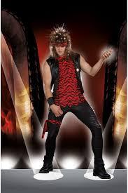 6 pc rockstar amiclubwear costume online store costume