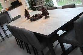 table cuisine grise chaise de cuisine grise cuisine blanche grise et aubergine chaise