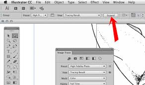 converting drawing to vector in illustrator graphic design stack