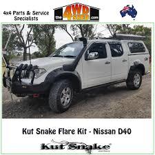 kut snake monster flare kit nissan navara d22 full kit