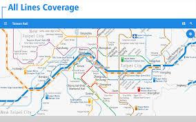 The L Train Map Taiwan Rail Map Taipei App Ranking And Store Data App Annie