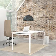 G Stige Schreibtischplatten Schreibtisch Nova U 1 600 X 800 Mm In Weiß Bürotische