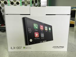 nissan altima apple carplay alpine ilx 007 review car stereo reviews u0026 news tuning wiring