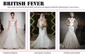 the new kate middleton inspired gowns bridalguide