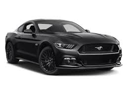 Black Mustang Car New Ford Mustang In San Jose Capitol Ford