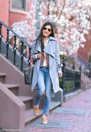 light blue trench coat 40 trench coat to give you that inspiration you need just
