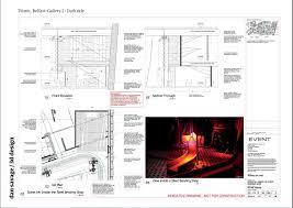 Titanic Floor Plan by Titanic Belfast Shipyard Dark Ride U2013 Dan Savage Design U0026 Sound