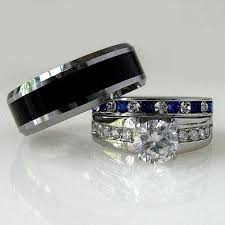 his and hers wedding sets wedding rings his and hers matching wedding rings fascinate eye